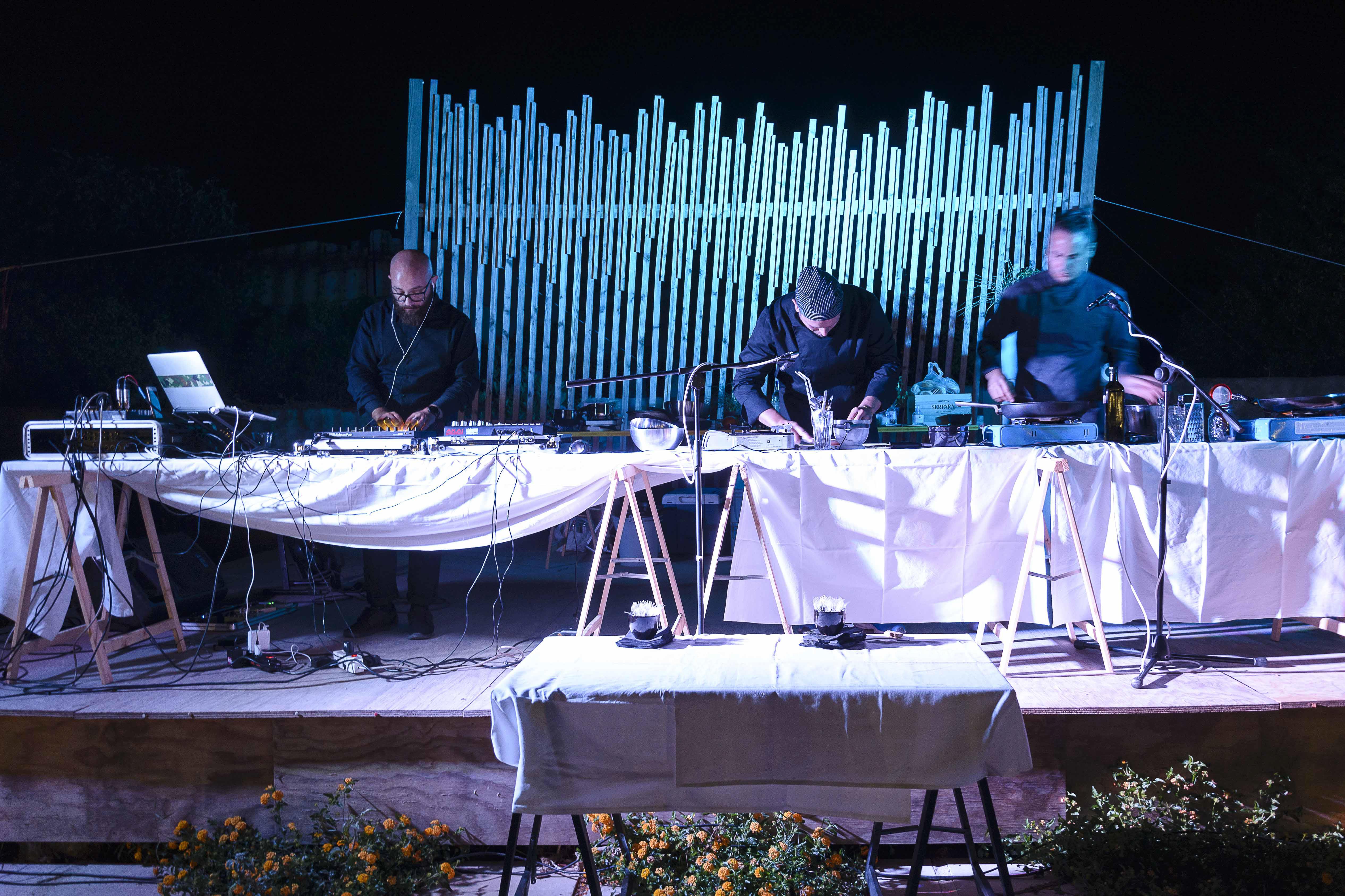 ACQUAI ESTATE  Food Ensemble